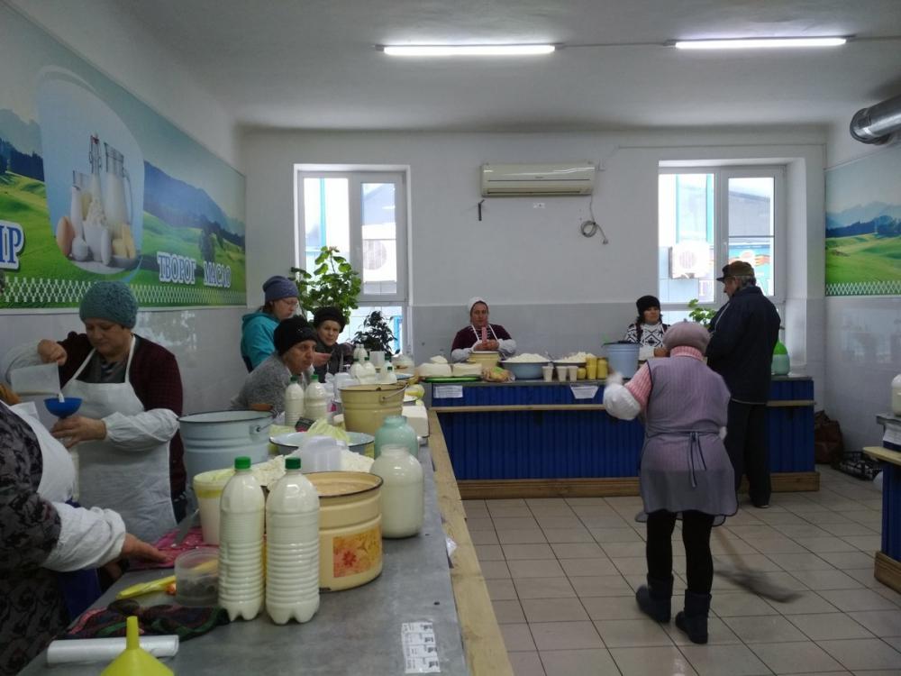 Цены на продукты на центральном рынке Камышина среди зимы «кусаются», особенно подорожали яйца