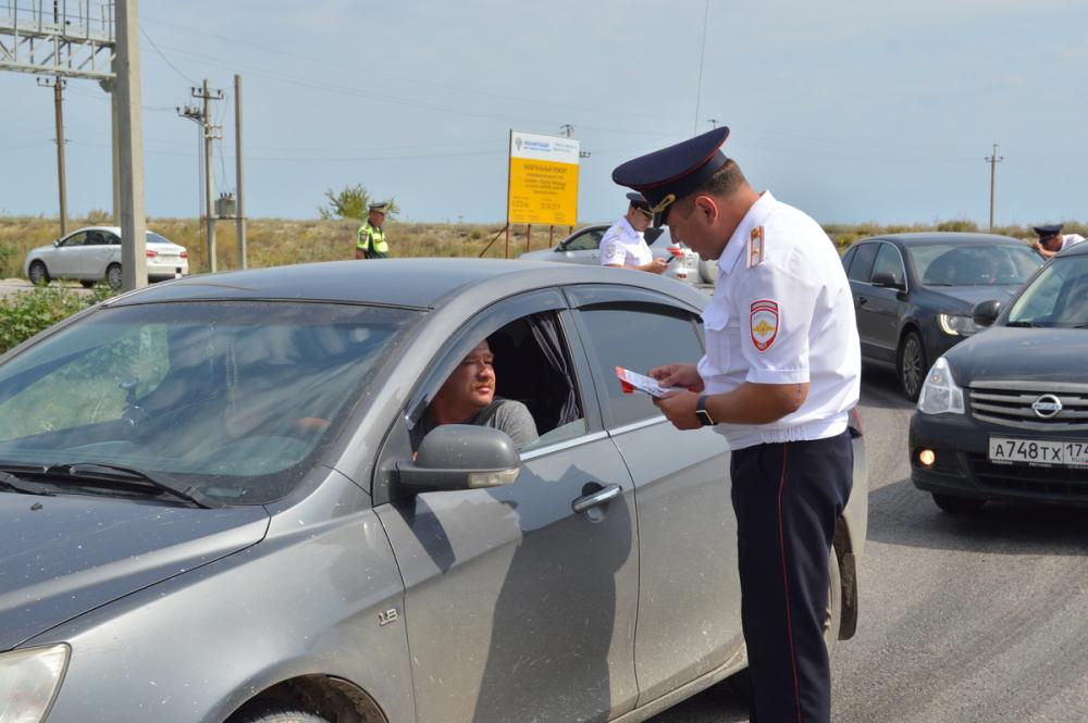 Отдел ГИБДД в Камышине решил на месяц сосредоточиться на ремнях безопасности