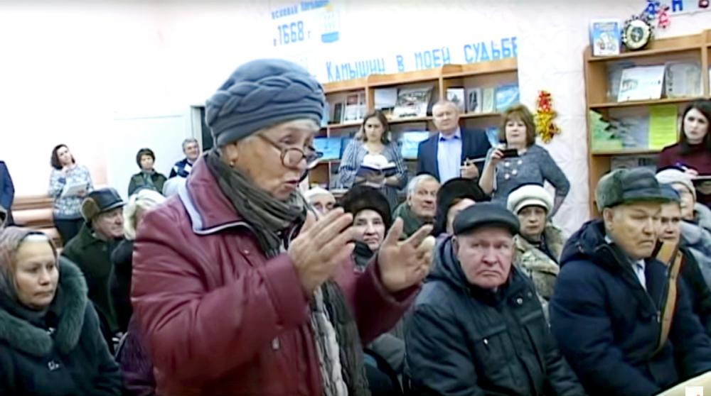 Глава Камышина Станислав Зинченко «законспирировался» со временем отчета перед населением
