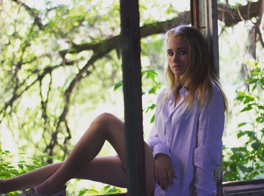 Светлана Зобова - любительница танцевать и готовить в конкурсе «Мисс Блокнот -2019»