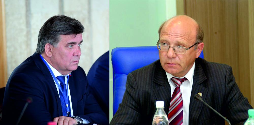 О каких доходах отчитались депутаты камышан в Волгоградской областной думе Юрий Корбаков и Владимир Попов