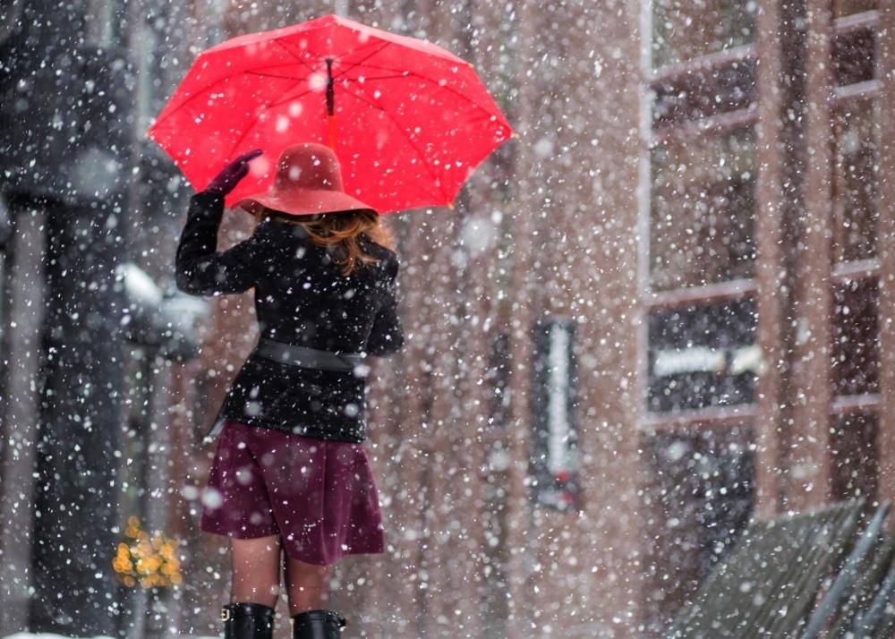 В Камышин возвращается зима