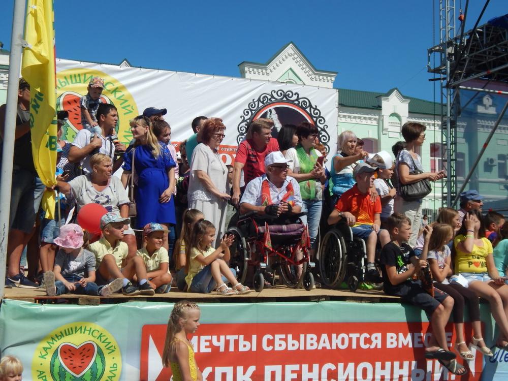 Камышане не раскупили билеты на гостевую трибуну Арбузного фестиваля