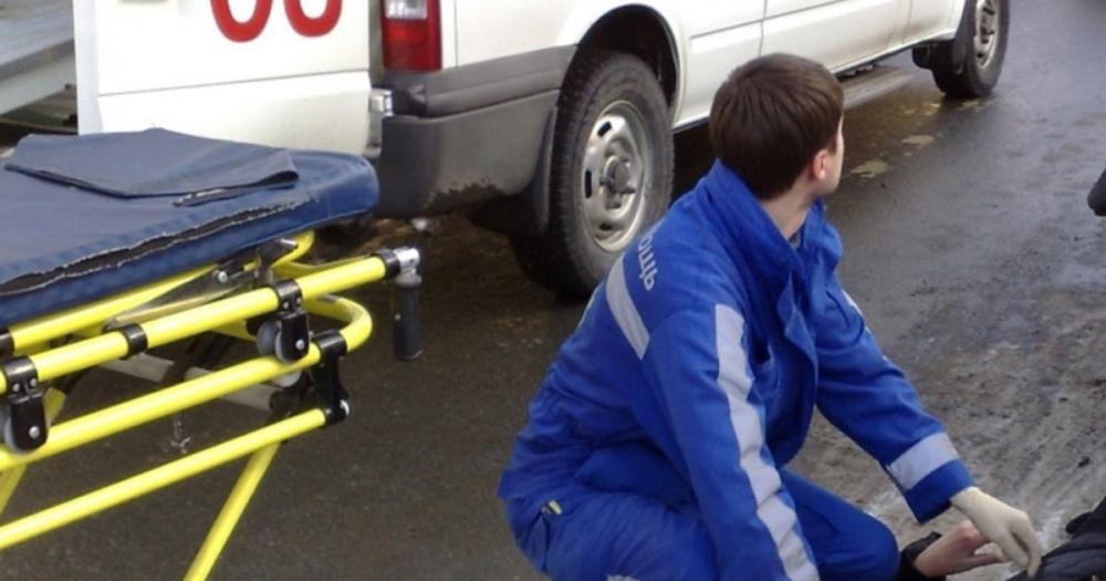 От полученных в ДТП травм в больницу отвезли 75-летнего жителя Камышина