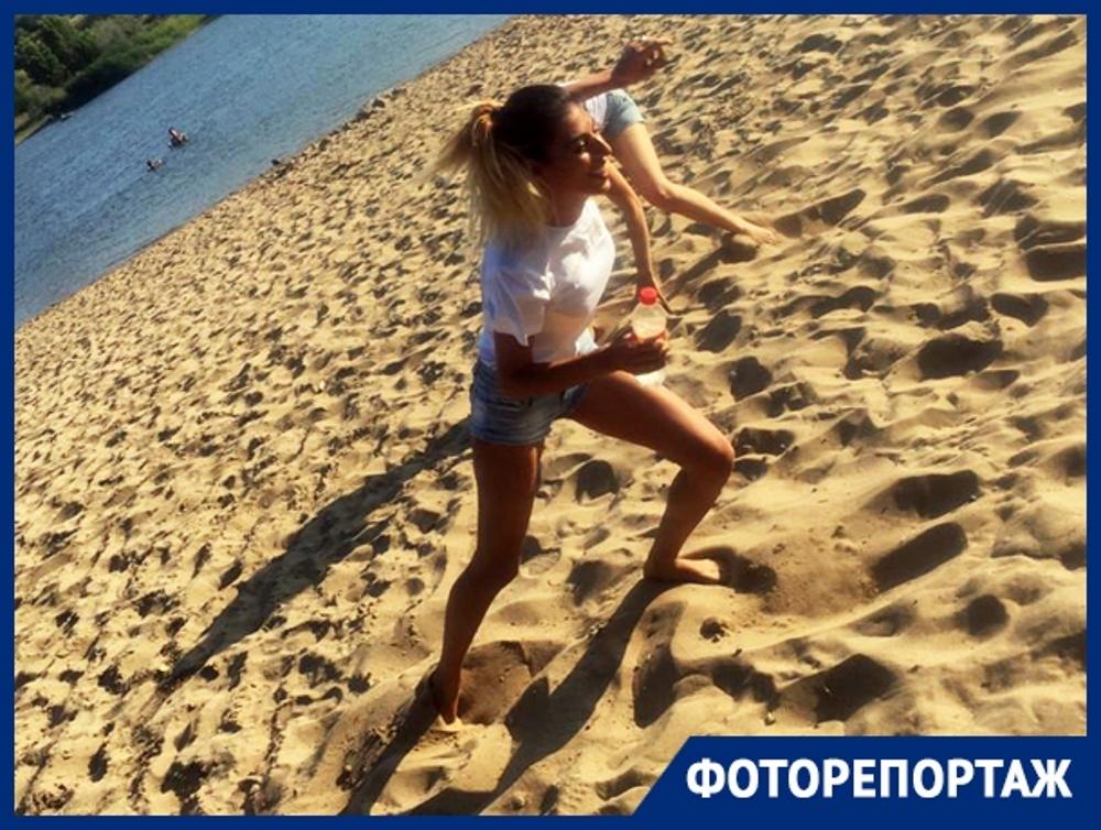 «Я танцовщица, а не спортсменка», - Нарине Арменян в спортивном этапе конкурса «Мисс Блокнот - 2019»