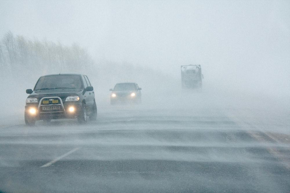 Федеральное управление дорог и служба МЧС предупредили, что 24 января Волгоградскую область накроет снежная стихия