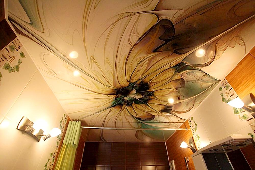 Красивые современные натяжные потолки предлагают камышанам профессионалы как полное обновление вашего дома