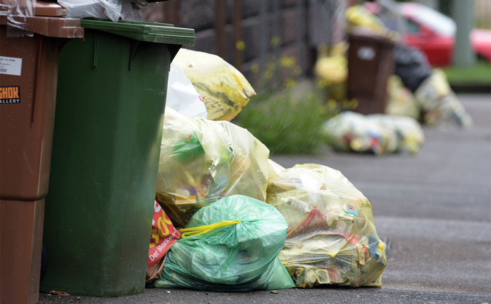 Следователи начали проверку по факту обнаружения человеческих рук и головы в мусорном контейнере