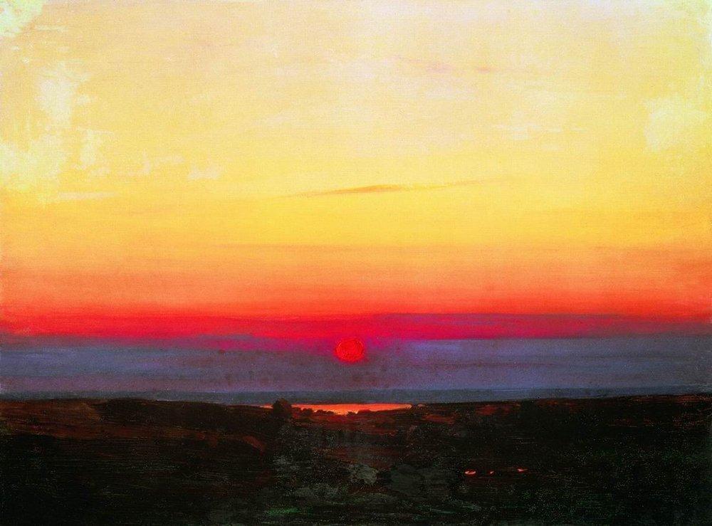 В Художественной галерее Камышина открывается выставка репродукций картин Архипа Куинджи