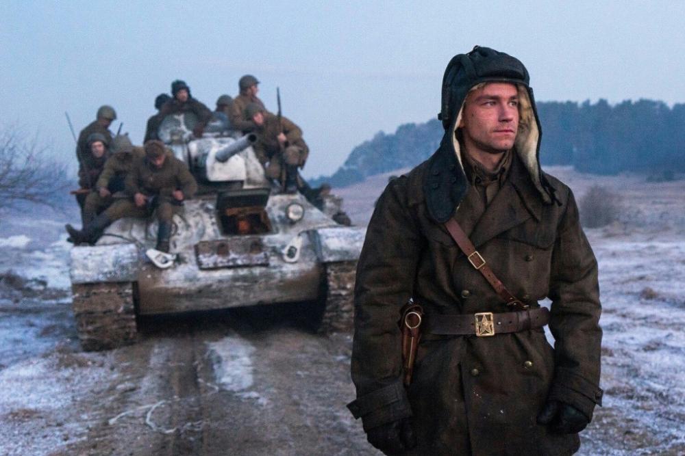 В Камышине «Т-34» стал самым кассовым фильмом января