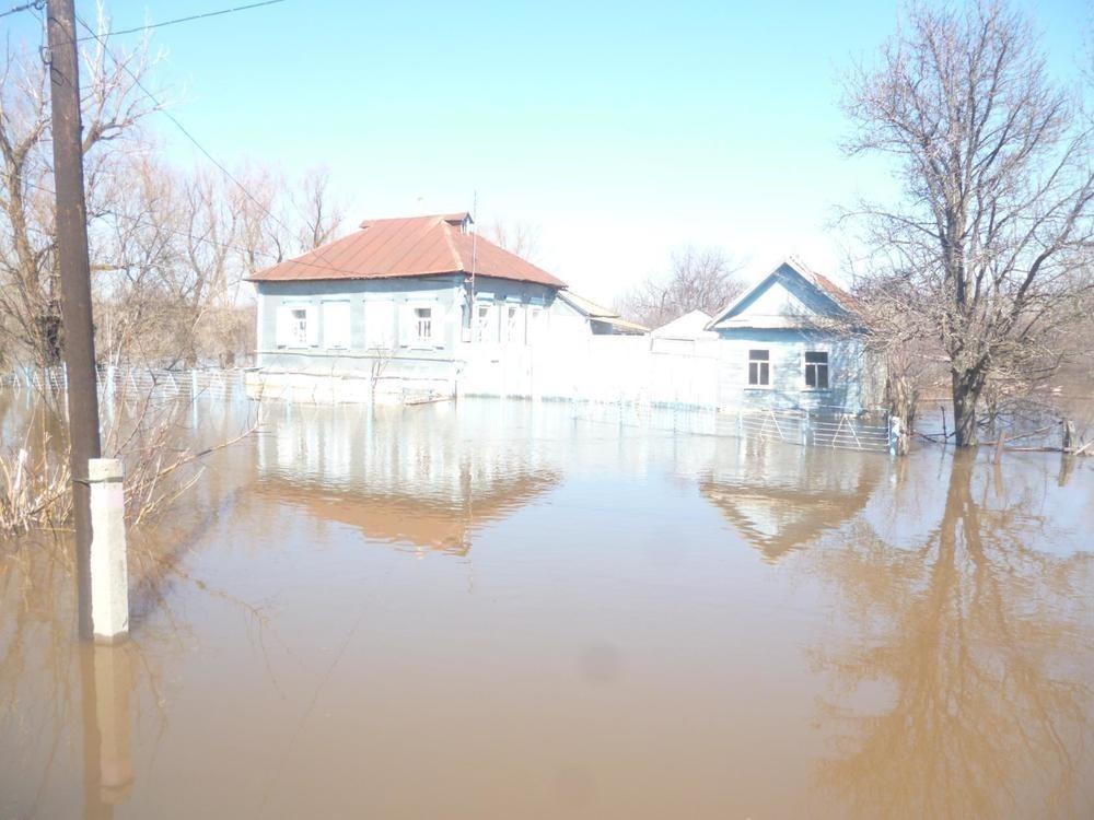 Камышинский район вошел в число 23 «территорий риска», на которых губернатор Андрей Бочаров потребовал не допустить бесконтрольного паводка