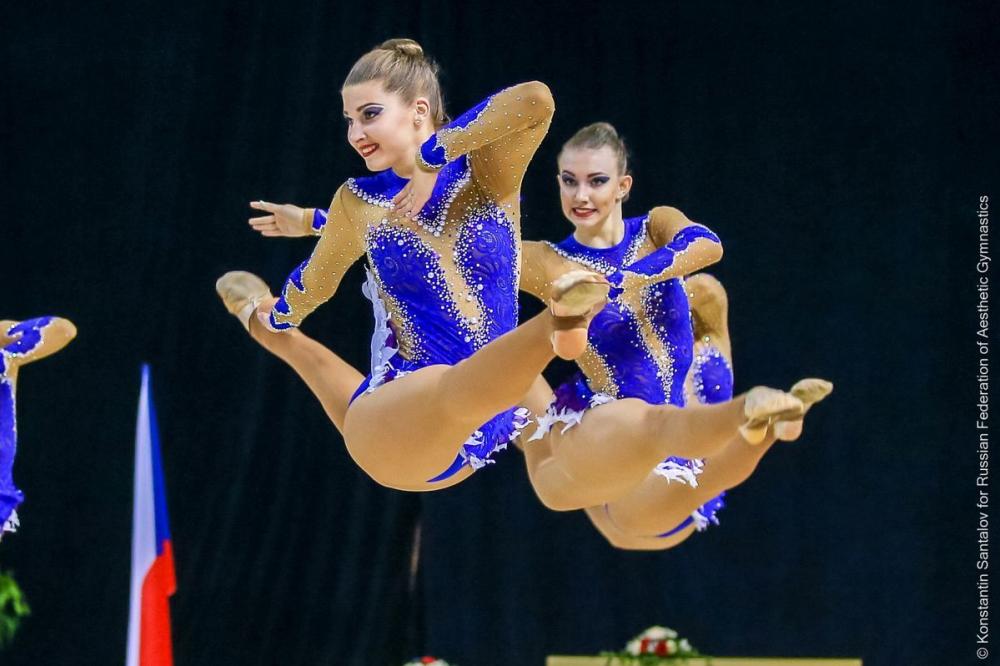 В развитии сотрудничества с  камышинскими гимнастками примет участие чемпионка мира