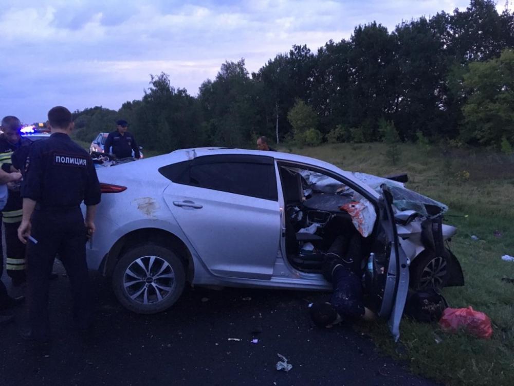 ГУ МВД официально подтвердило информацию о пяти трупах в жуткой аварии на московской трассе вчера, 24 августа