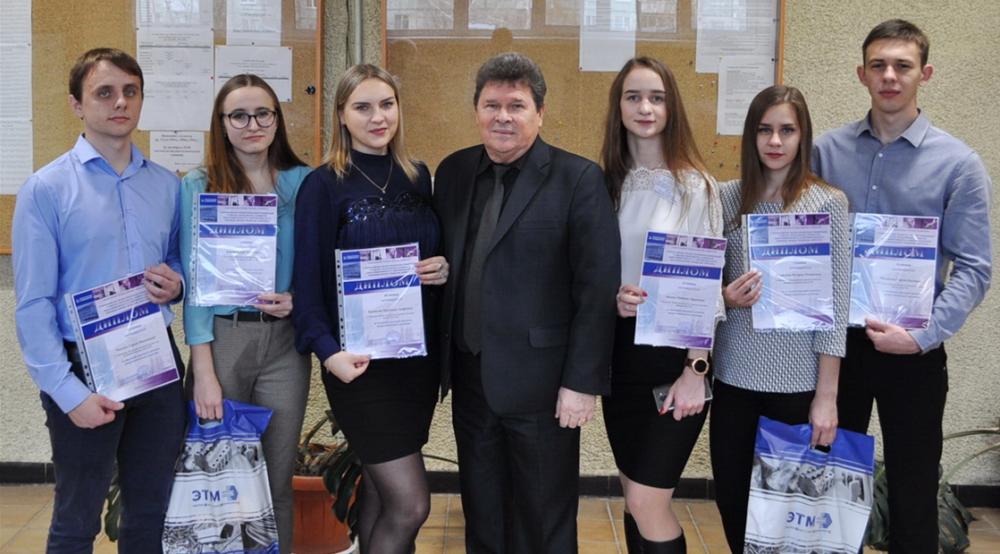 Делегация молодых исследователей Камышинского технологического института приняла участие в научно-технической конференции в Тольятти