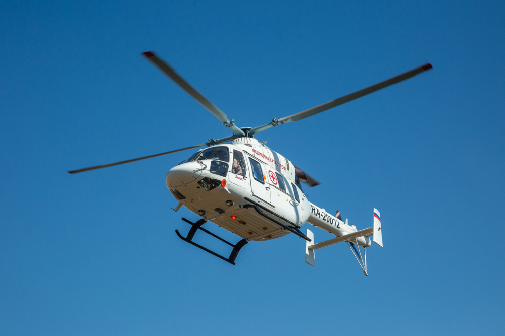 Четырехлетнего мальчика из Камышинского района с тяжелым отравлением доставили вертолетом в областную клинику, - «Блокнот Волгограда»