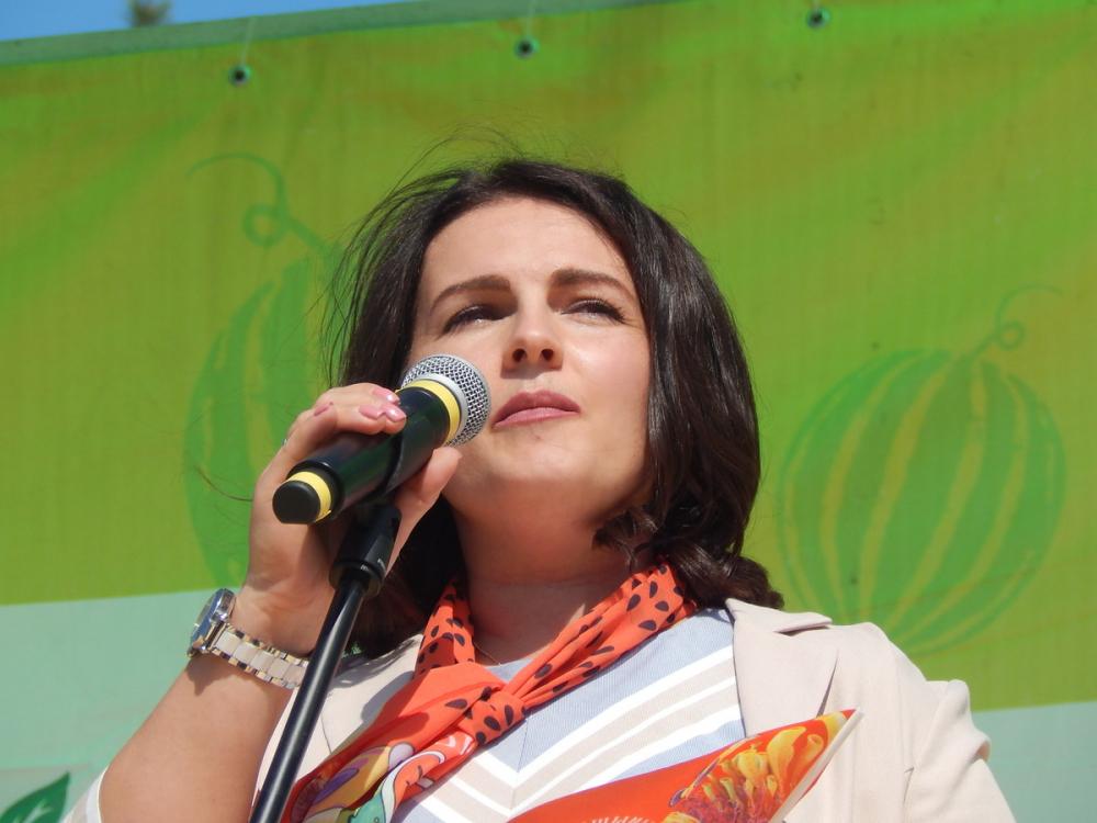 Депутат камышан в Госдуме Анна Кувычко «вступилась» за Куприна и Шолохова