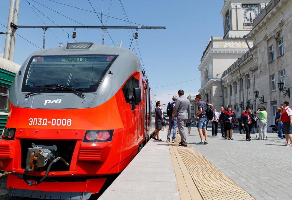 РЖД решила свозить гостей на Арбузный фестиваль в Камышине дополнительными поездами