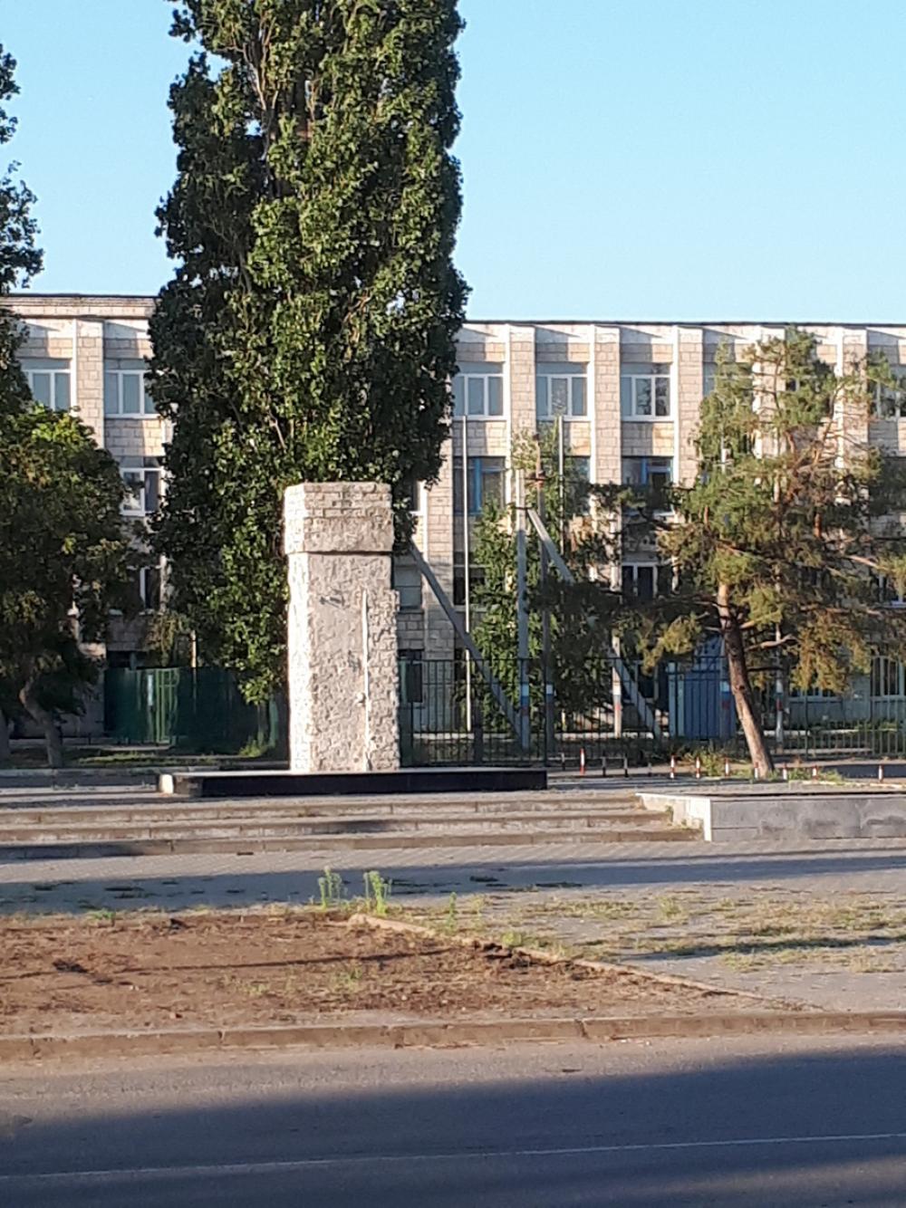 В Камышине в преддверии Дня города неожиданно исчез памятник Косыгину