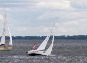 Маршрутная яхтенная гонка «Кубка Нижней Волги» сегодня стартует из Волжского