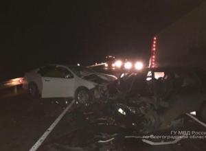 Водитель легковушки стал виновником аварии со смертельным исходом на участке федеральной трассы «Камышин-Волгоград»