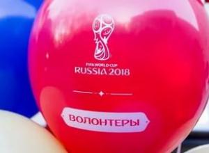 У жителей Камышина есть шанс стать волонтером на Чемпионате мира по футболу 2018