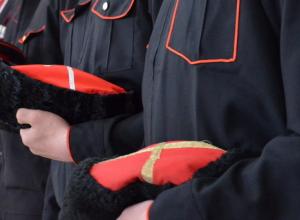 Казаки приняли присягу в Никольском кафедральном соборе Камышина