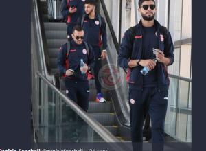 Тунисцы прилетели в Волгоград и вышли на тренировку, англичан ждут сегодня позже