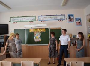 Станислав Зинченко отправился инспектировать образовательные учреждения