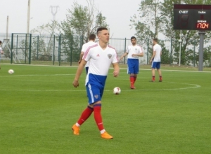 Камышанин Кирилл Колесниченко сыграет в матче юношеских сборных России и Германии по футболу