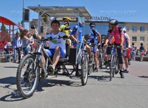 Студенты «заказали» главе Камышина велопробег по историческим местам города
