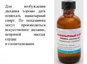 В центральной городской больнице Камышина скончалась женщина, выпившая нашатырного спирта