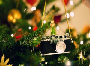 10 волшебных идей для Новогодней фотосессии дома