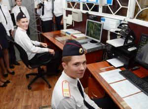 Cостоялась торжественная церемония открытия отремонтированного здания отделения полиции в городе Петров Вал Камышинского района