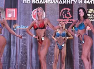 Фитнес-бикинистка из Волгограда после «Медали Дона» собирается за «Кубком России»