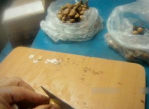 Сотрудники исполнительной колонии в Камышине изъяли конфеты с запрещенной начинкой