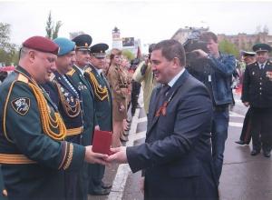 Генерал, награжденный Путиным после Олимпиады в Сочи, возглавил завод в Камышине