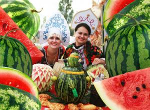 Арбузный фестиваль в Камышине в этом году пройдет по накатанной программе