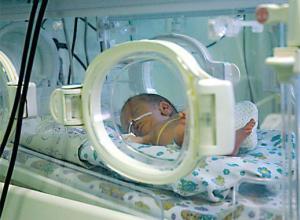 Камышанка пробилась в Москву, чтобы родить шестимесячного ребенка и не потерять его