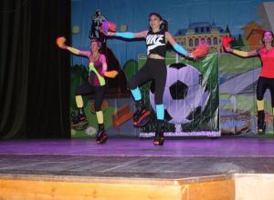 В Камышине состоялся Фестиваль открытия XVII футбольного сезона игр лиги КВН