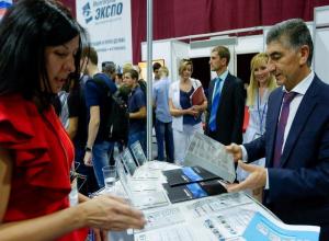 Камышинский завод слесарно-монтажного инструмента представил свою продукцию на выставке в Волгограде