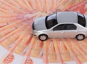 Жительница Камышина оплатила налог за несуществующую «Мазду»