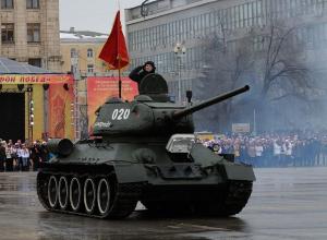 Воины Камышинского гарнизона завтра примут участие в репетиции парада в честь 75-летия разгрома гитлеровцев на Волге