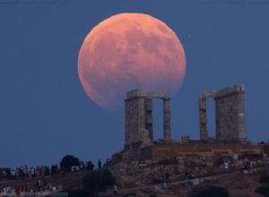 В июле камышане увидят самый длительный «парад кровавой Луны»