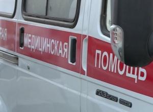 Семилетнюю девочку доставили в больницу с откушенным фрагментом градусника в желудке