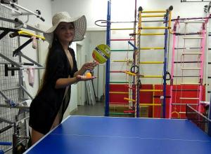 Бережная Ольга  участница «Мисс Камышин -2017» и «Манекен челлендж» в магазине «Ягуар»