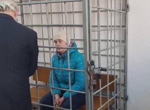 В Волгограде суд отправил под арест молодую женщину, которая задушила своего маленького сына