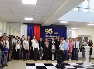 Помощник Камышинского городского прокурора занял третье место в шахматном турнире