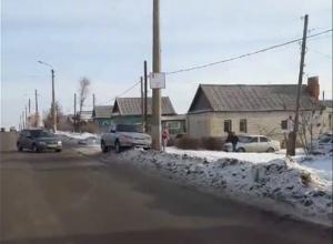 В сеть попали снимки ДТП на улице Гагарина в Камышине