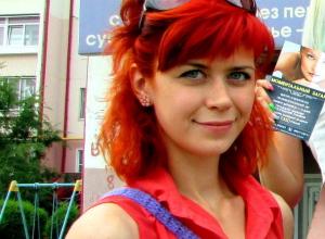 Змиевская Валерия участница конкурса «Мисс блокнот Камышин-2017» в квесте