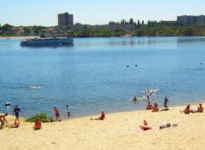 На пляже Гремячий в Камышине водолазы подняли труп